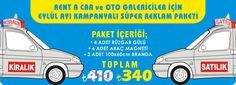 Rent A Car ve Oto Galericiler için Eylül Ayı Kampanyalı Süper Reklam Paketini Kaçırmayın! http://www.argeseajans.com #rentacar #matbaa