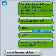 Lustige WhatsApp Bilder und Chat Fails 175 - Leerzeichen