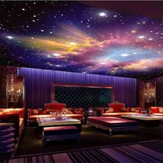 Large-3D-simple-modern-wallpaper-mural-hotel-karaoke-starry-starry-background-wallpaper-non-woven-3D-mural.jpg (750×751)