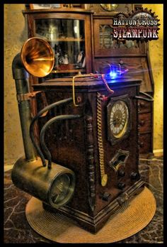 187 Best Steampunk, Machines images in 2018 | Steampunk design