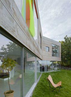 Residential building in Sweden by Elding Oscarson Arkitekter