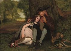 The Itinerant Musicians ~ Sir James Dromgole Linton ~ (English, 1840-1916) - Pinterest