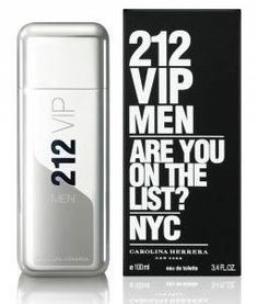 CAROLINA HERRERA 212 VIP EDT 100ML SPRAY FOR MEN - PerfumeStore.sg - Singapore's Largest Online Perfume Store. Authentic Cologne and Fragrances. Buy Perfume at Discounts Online. EDT EDP