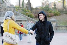Bethesda Fountain Central Park Flash Mob Proposal   New York City Wedding Photographer   Mikkel Paige Photography #mikkelpaige #flashmob #centralpark #centralparkproposal #nycproposal #proposalphotos #newyorkcityproposal