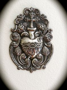 Stunning Early 1990's SACRED HEART 11 6/8 Dagger by VINTAGELOURDES
