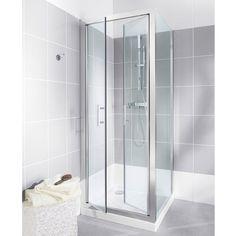 cabine de douche carre 80x80 cm optima2 grise douche. Black Bedroom Furniture Sets. Home Design Ideas