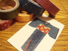 Dekortapasz Dekorella Shop  dekortapaszok.hu  washi tape kimono