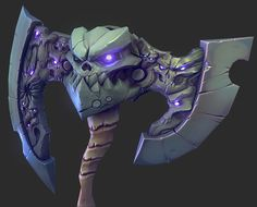 darksiders weapon closeup