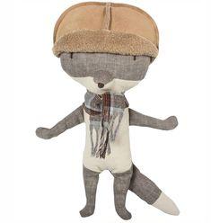 wolf with warm hat http://www.knuffelsalacarte.nl/nl/luckyboysunday-pretty-eye-chair-pillow-luckyboysun.html