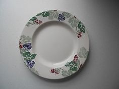 Gooseberry 10.5 inch Plate (Afternoon Tea Exclusive) 2002 (Discontinued)