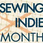 Sewing Indie Pattern Month