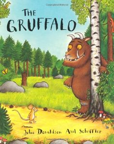 This is still my daughter's favourite bedtime story. We both love reading it and having different voices for the characters. Julia Donaldson is such a fantastic author, we have many of her books like 'Stick Man', 'Tyrannosaurus Drip', 'What the Ladybird Heard'  and 'The Princess and the Wizard'. All tremendous fun to read.
