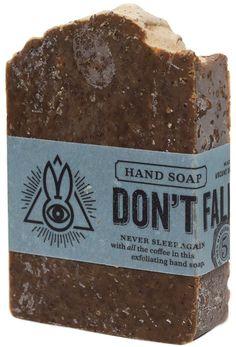 ARCANE BUNNY SOCIETY DON'T FALL ASLEEP SOAP $7.00 #arcanebunnysociety #soap #vegan