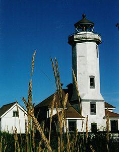 Point Wilson Lighthouse, Port Townsend Washington