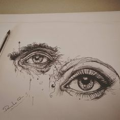 "d a v i d e (@davide_drawing) no Instagram: ""My sketch #sketch #ballpoint #pen #drawing #art #_tebo_ #art_collective #artsy #arts_gallery…"""