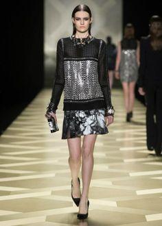 ROBERTO CAVALLI 2014 RUNWAY FASHIONS   fashion week roberto cavalli roberto cavalli 2013 2014 runway roberto ...