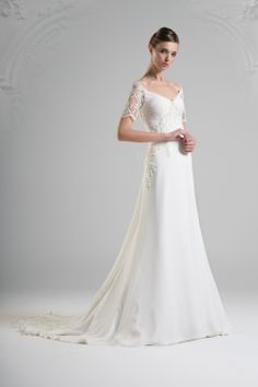 #Anna Tumas Creation. Wedding Dresses #MadeinItaly