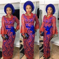 With wedding season in full swing, now is the time to define your wedding guest/Aso-Ebi look as well as how to wear your hair/gele, and to decide which beauty look to rock. Attending a wedding, regardless of whether you are playing a special role during the day or you are just a guest, you...