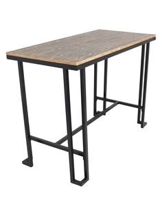 LumiSource Roman Counter Table