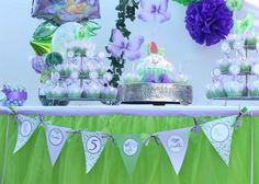 "Photo 1 of 10: Tinkerbell / Birthday ""Carolina's Pixie Fairy Party"" 