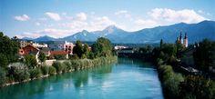 My favorite place in Europe (so far), Villach, Austria