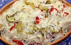 Hungarian Recipes, Ketchup, No Bake Cake, Food Dishes, I Foods, Preserves, Pickles, Cabbage, Bacon