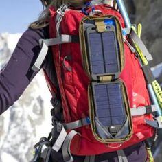 Solarmonkey Adventurer Slimline Solar Powered Charger for Iphone
