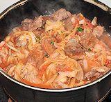 Stifado recept | Griekse stoofschotel met rundvlees | Griekse gerechten en recepten