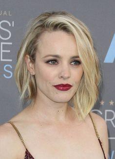 Rachel McAdams represents Spotlight at the 2016 Critics' Choice Awards Lainey Gossip Entertainment Update