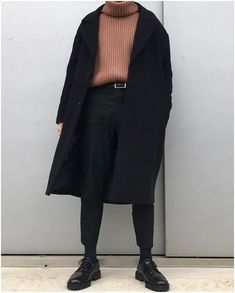 Korean Fashion Winter, Korean Fashion Men, Korean Street Fashion, Mens Fashion, Korean Men Style, Guy Fashion, Fashion Fall, Stylish Mens Outfits, Cool Outfits