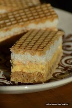 Katica pita ~ Recepti i Ideje Pillsbury Recipes, Baking Recipes, Cookie Recipes, Bosnian Recipes, Croatian Recipes, No Bake Desserts, Delicious Desserts, Dessert Recipes, Rodjendanske Torte