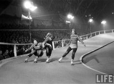Roller Derby 1948