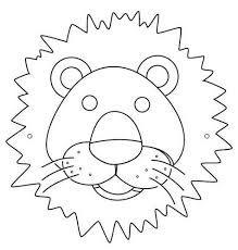 Resultado de imagen para mascaras de animales del zoologico Toddler Crafts, Crafts For Kids, Arts And Crafts, Craft Activities, Preschool Crafts, Adult Coloring, Coloring Pages, Colouring, Baby Shower Labels