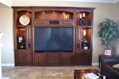 Built in wall entertainment center entertainment center cabinets after built in wall unit installed in home . built in wall entertainment center Custom Entertainment Center, Entertainment Center Kitchen, Entertainment Room, Built In Wall Units, Modern Wall Units, Modern Tv, Tv Cabinets, Custom Cabinets, Corner Cabinets