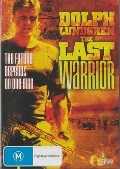 THE LAST WARRIOR DVD - DOLPH LUNDGREN