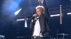 """Billy Idol - """"Dancing With Myself"""" (Super Overdrive Live 2009) http://youtu.be/epeSCeztN64"""