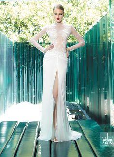 YOLAN CRIS Bridal Collection 2015 | Vintage Couture - Loreto