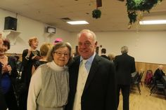 Jacque Jabs/Special to the Record Searchlight.  Debra Helm of Redding and Ted Yoder of Anderson attend the New Year's Eve Celebration Dance on Dec. 31 at the Frontier Senior Center in Anderson. Go to www.redding.com for more Scene! event photos.