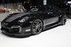Porsche 911 Turbo S by TechArt