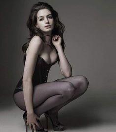 Anne Hathaway Corset #2