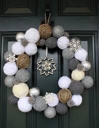 Resultado de imagen para decoracion navideña para el hogar manualidades