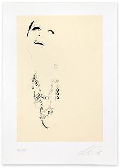David Downton  Chanel    2008