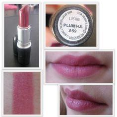 plumful lipstick mac