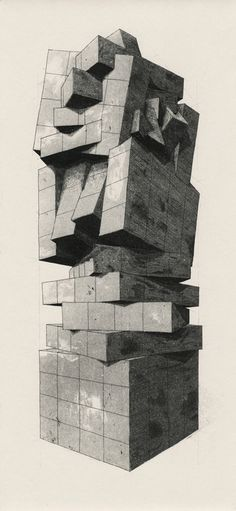 WOWGREAT - ryanpanos: The Geometry of Living - Towers by...