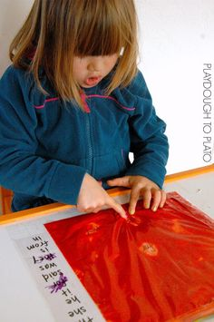 5 Sight Word Activities that are FUN Squish and Seek Sight Words