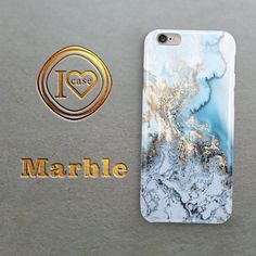 Gold Marble Phone Case for Iphone iPhone 4/4s, iPhone 5/5s, iPhone 6/6s  • Hard plastic case made from 100% recycled plastic; • FULL wrap around