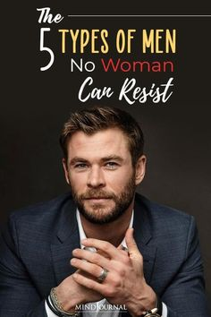 There are five types of men that women just can't seem to resist, and there is something about them and their personality that never fails to win women over. #understandingwomen #typesofmen Expensive Suits, Romantic Men, Understanding Women, Fast Sports Cars, Romantic Comedy Movies, Women Laughing, High End Watches, Romantic Gestures, Fantasy Women