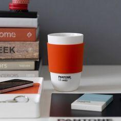 Room Copenhagen Pantone Classic cup, Sunshine | Pantone Universe | Coffee & Tea | Tableware | Finnish Design Shop