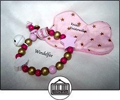 Wolke, estrella arrugado Wolke Incluye greifling con grabado de nombres y cascabeles Baby, regalo para nacimiento, bautismo, Baby Party...  ✿ Regalos para recién nacidos - Bebes ✿ ▬► Ver oferta: http://comprar.io/goto/B01N1R11HO