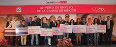 Inaugura Jefe de Gobierno 33ª Feria del Empleo de la Ciudad de México
